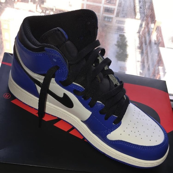 Jordan Shoes Nike Air 1 Game Royal Gs Poshmark